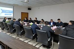 省科技厅中试基地建设专家组莅临Betway777考察调研